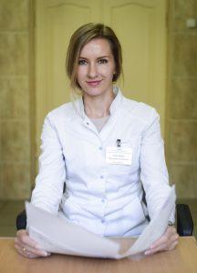 Косметолог Селезьнева Валерия
