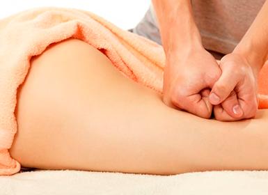 Антицеллюлитный массаж тела