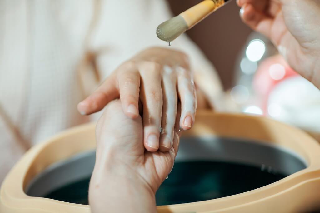 парафинотерапия рук в минске
